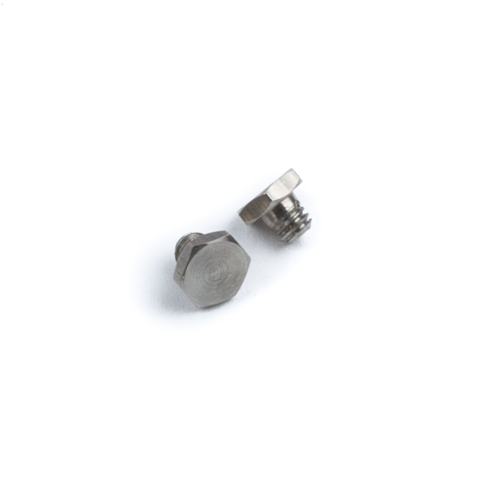 HEXAGON SCREW PLAIN